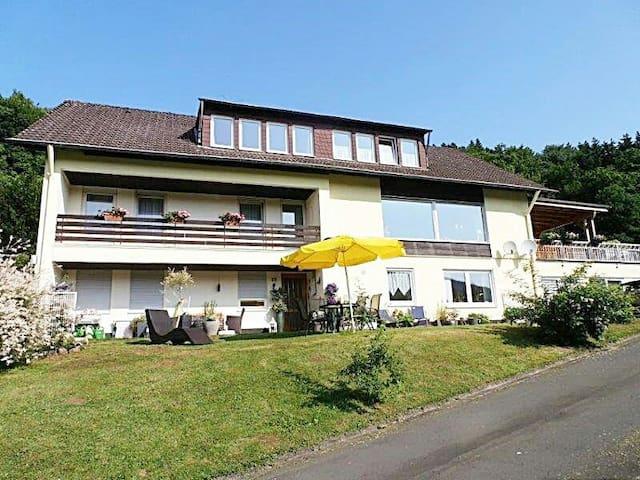 Der Eifeler Sonnenhof - Waldblick - Birresborn - Apto. en complejo residencial
