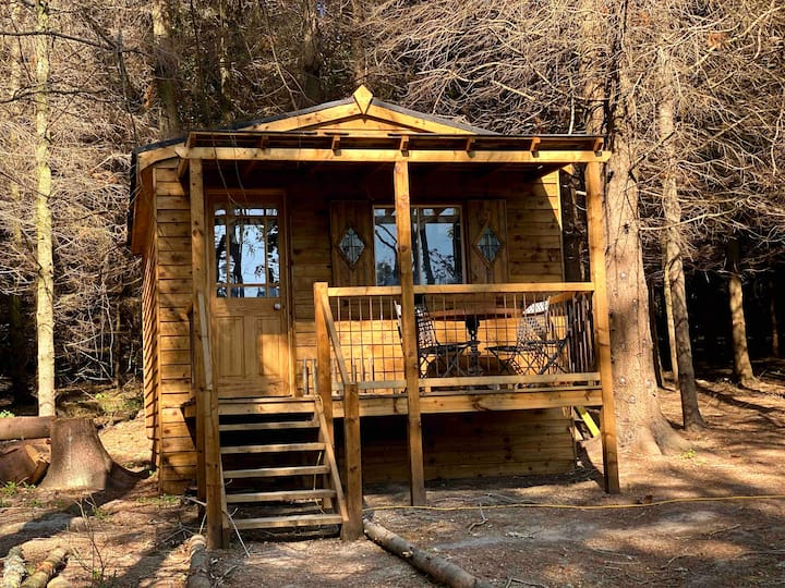 The Goose Nest Cabin