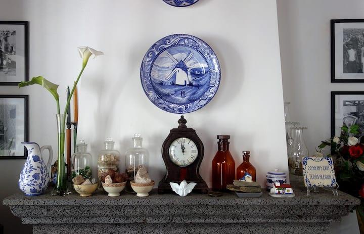 Vila's Traditional House
