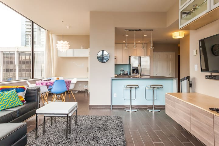 Stunning Downtown Condo
