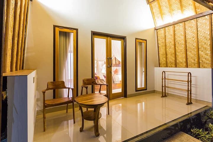 Deluxe Twin Room in Nusa Penida
