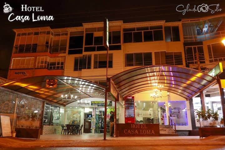 Hotel casa Loma Tunja