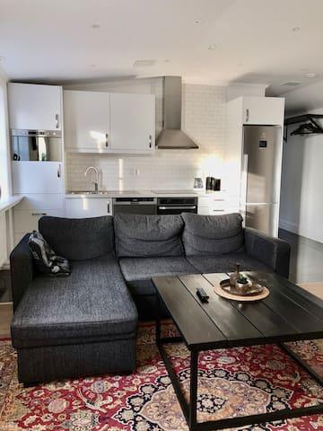 4rums Lägenhet på Donnersplats