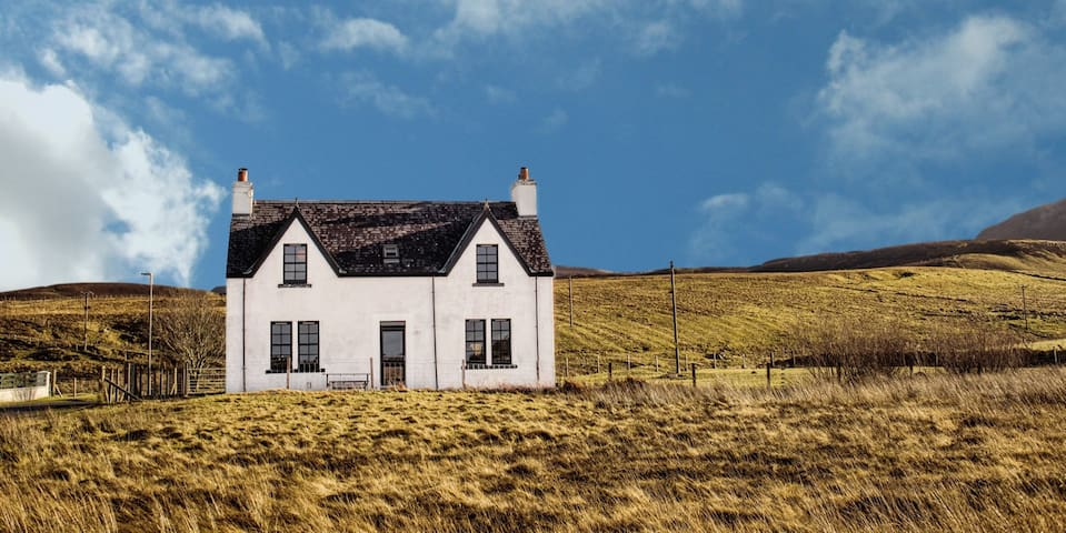 Contemporary Scottish Cottage