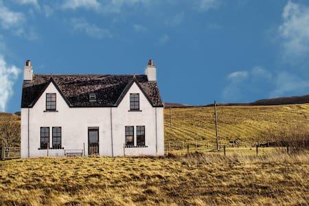 Contemporary Scottish Cottage