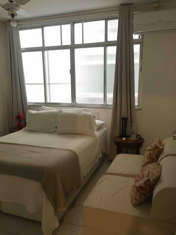 Apartamento em Ipanema - 2 quartos