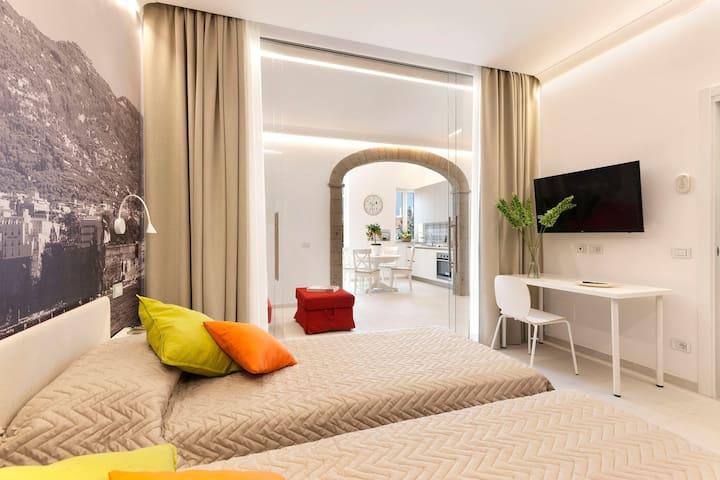 Ulisse Family Apartment Sorrento Nausicaa