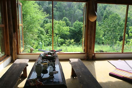 Jungle Home - your perfect getaway - Luang Nuea