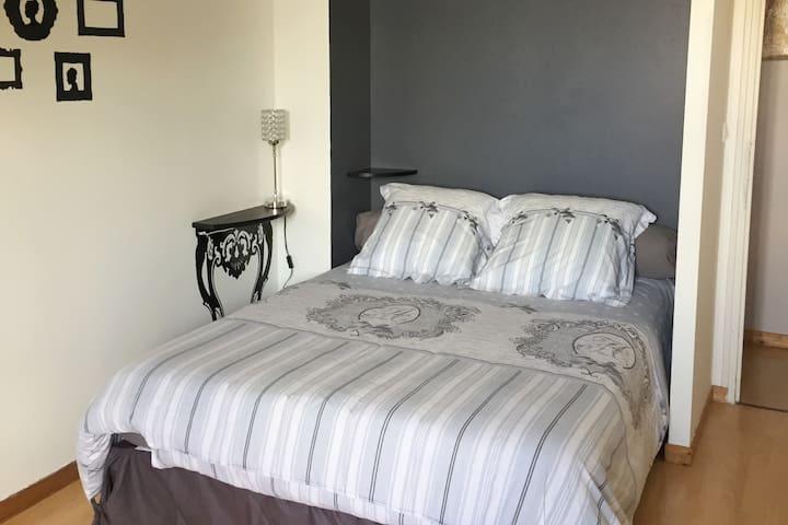 2 chambres privées dans maison près de Disney