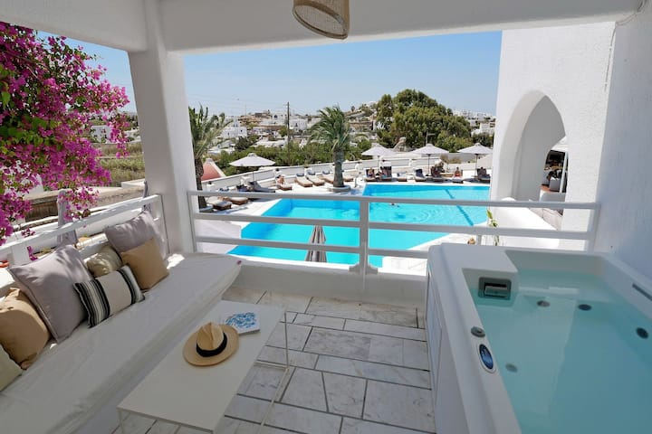 GRAYMY401-2 Room with Jacuzzi in Mykonos