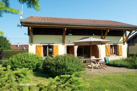 Fermette 9 Personnes - Corcieux - House