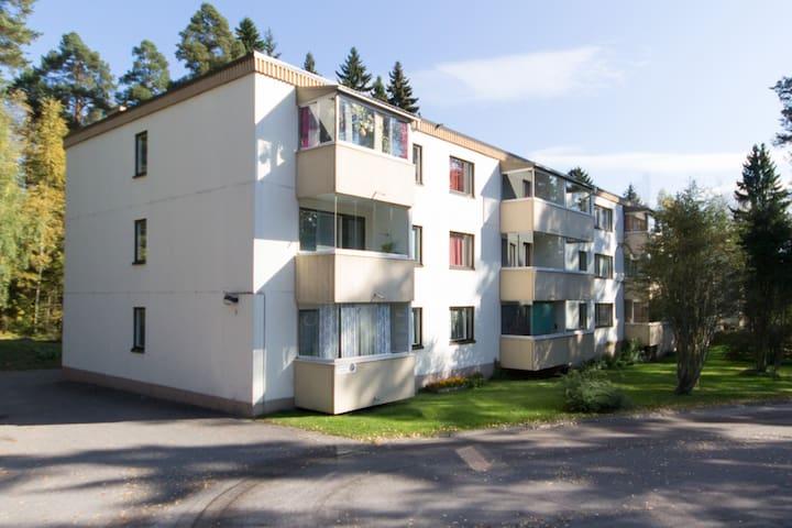 Three bedroom apartment in Imatra, Karvalaukunkuja 5 (ID 9472)