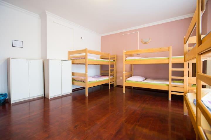 Spacious 8 bed dorm - Zagreb - Dormitori compartit