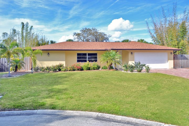 Affordable updated home just off the key