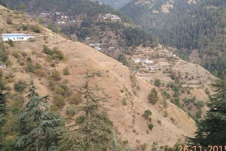 Mountain Valley Stay - Shimla - Casa