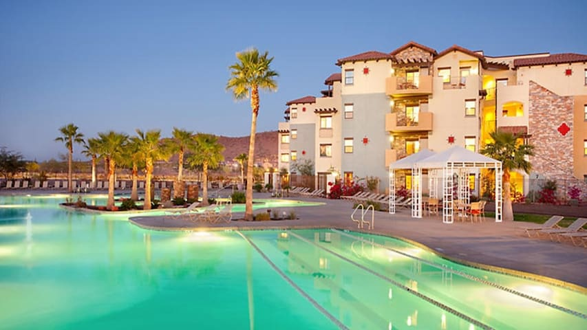 Stay in luxury with Cibola Vista Resort and Spa!