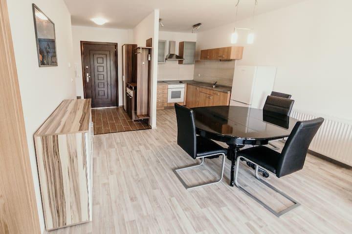 Furman Apartments apt.4