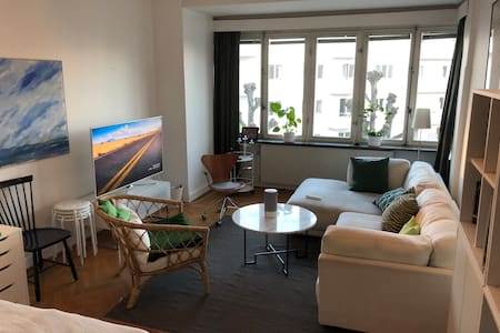 Apartment in central Lund