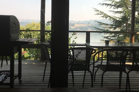 Cozy Equipped Lake House at Lago Rapel, love it - Central Rapel - 独立屋