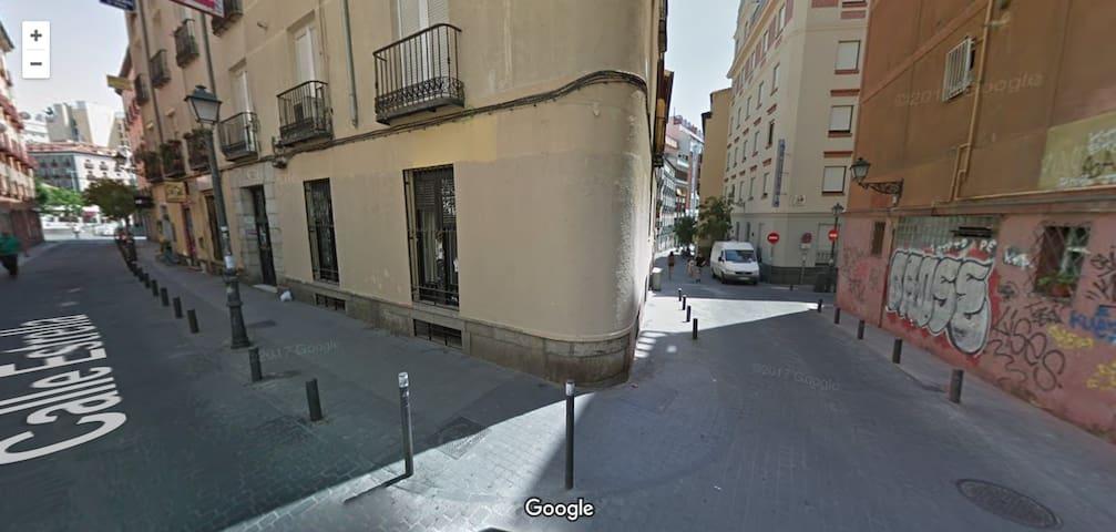 Center of Madrid