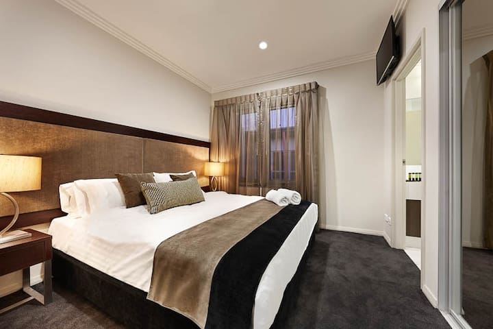 Deluxe apartment in the heart of Northbridge