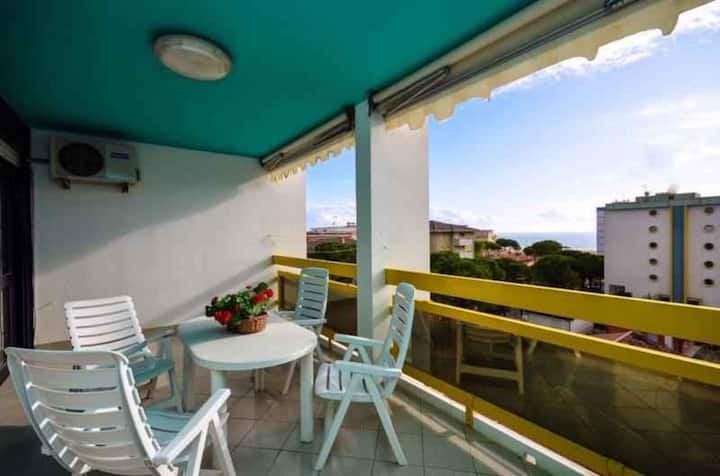 apartment for 4+2 persons in Bibione R102638