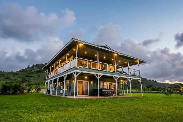 Kawela Ranch Paradise /North Shore Oahu Estate