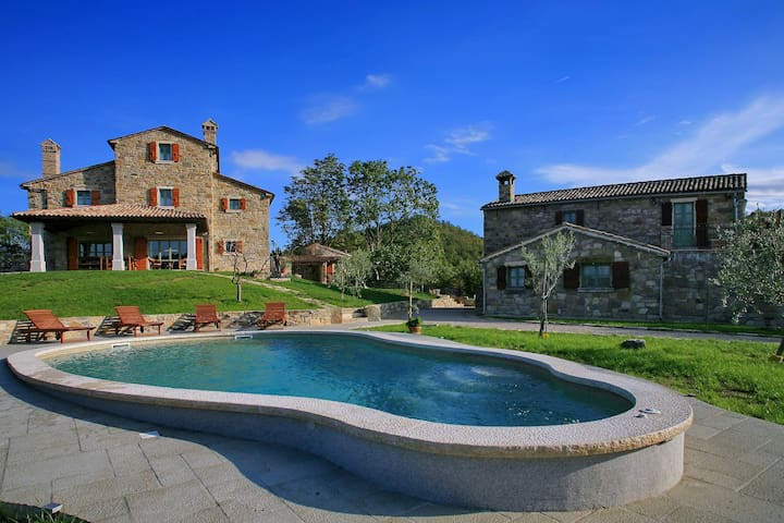 Villa Maccaroni - Pazin - Vila