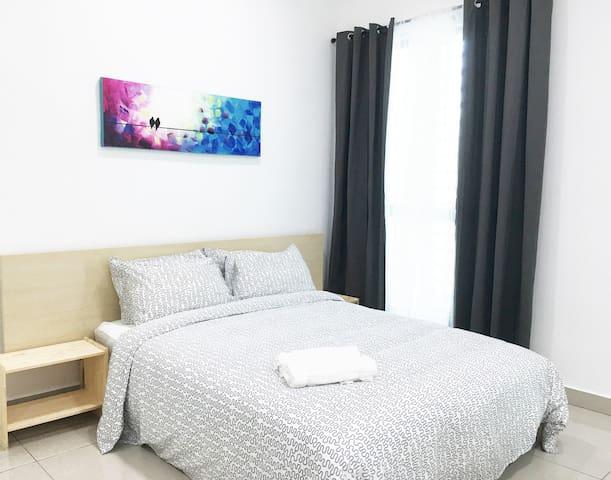 Cyber Square Vacation Home - Cyberjaya - Kondominium