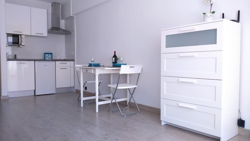 Great apartment not far from the beach