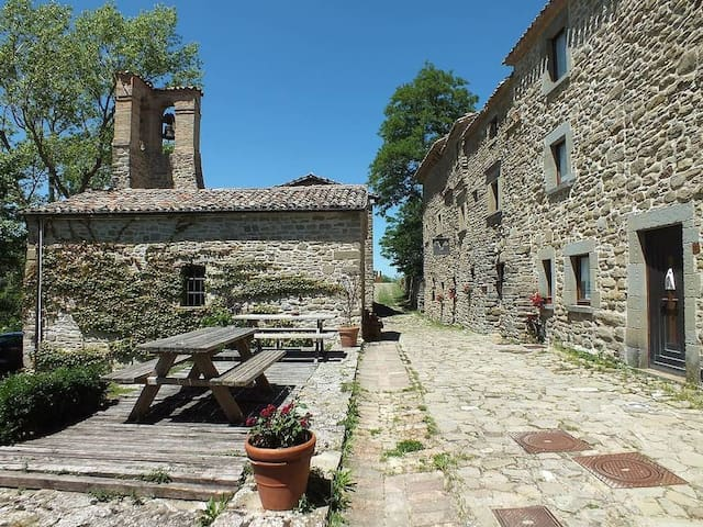 Terre Celesti: Appartamento La Viola - Mercato Vecchio - 獨棟