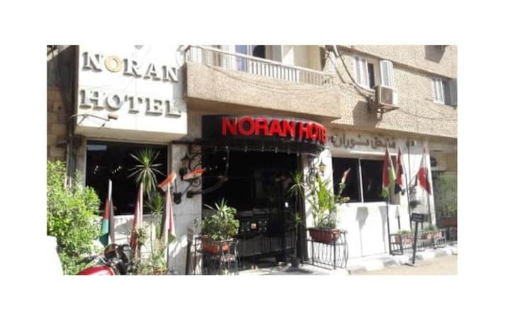 NORAN hotel in center of Cairo