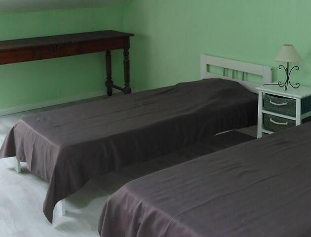 seconde photo de la chambre