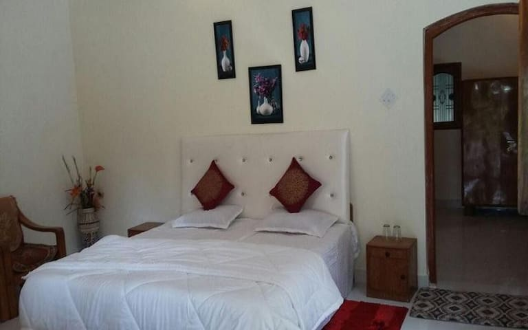 Accommodation only to stay at Prestige Room