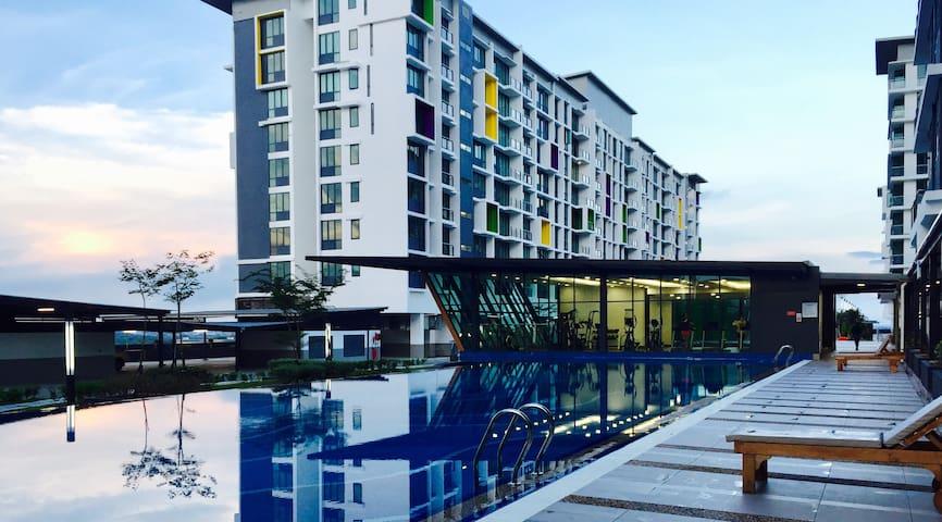 Kuching Homestay @ viva city