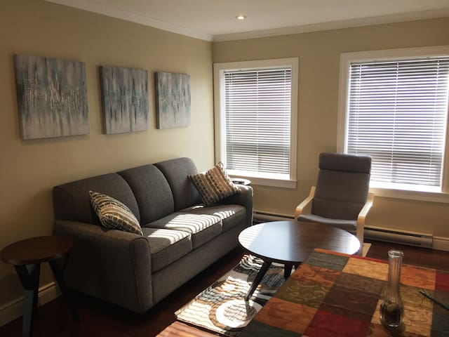 Cozy Condo in Central St. John's