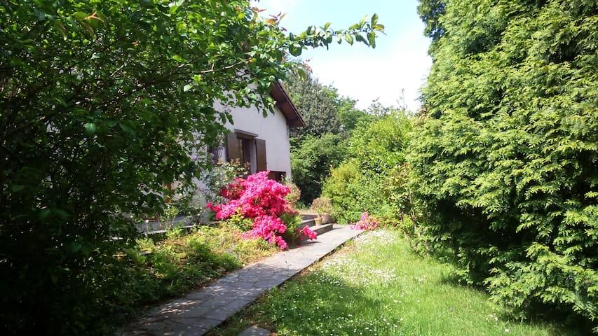 Maison familiale au pied de la Montagne Noire - Saint-Amans-Soult - Huis