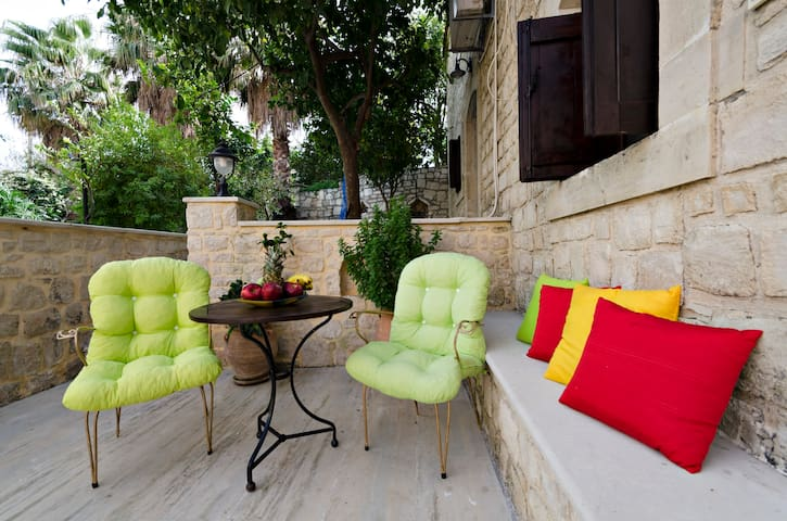 【SPECIAL OFFER】Couple's Getaway*S1*Kitchen*WiFi! - Skouloufia, Rethymno, Crete - Casa adossada