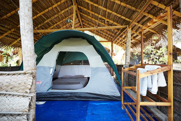 Tent & Free Breakfast & Activities - Kalpitiya - kalpitiya - Tienda de campaña
