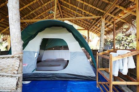 Tent & Free Breakfast & Activities - Kalpitiya - kalpitiya - Khemah