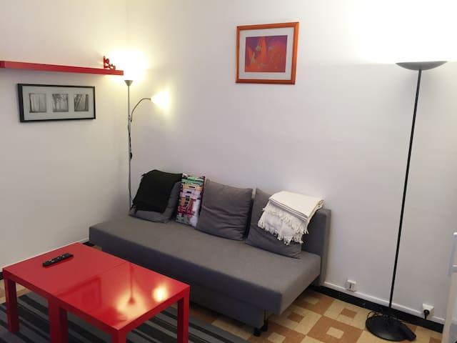 Studio proche Castellane