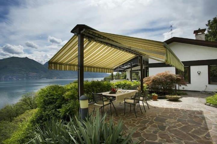 Villa La Grona, Menaggio, Lago di Como.