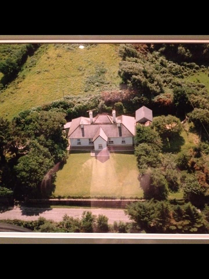 Hurricane Lodge, beautiful family holiday home.