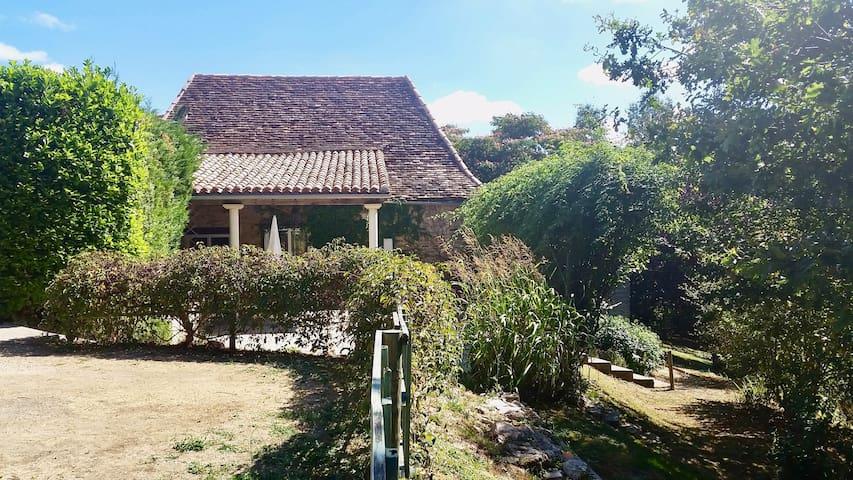 Les Maisons du Bost - La Grande - Clermont-d'Excideuil - Rumah