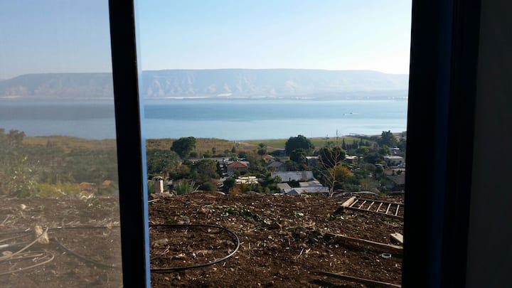 2 room Apt. in Sea Of Galilee