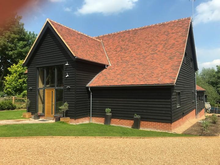 Contemporary Barn Conversion