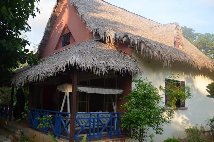 Villa Malgache Traditionnelle