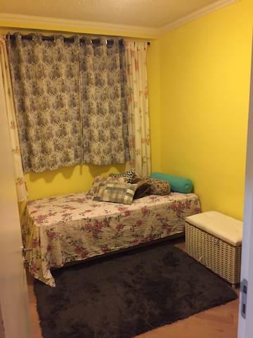 Quarto em apartamento com terraço garden - Cotia - Apartment
