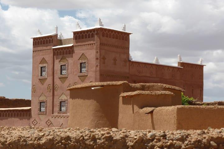 Gite kasbah Assafar