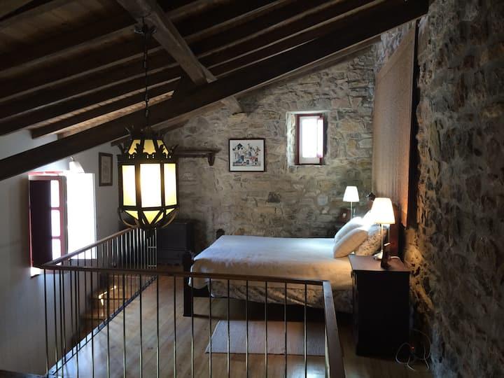 charming house -  Óbidos's castle